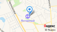 inЯз на карте