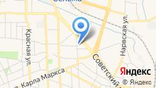 AMG на карте