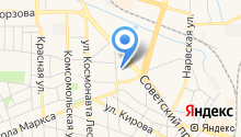 LICO PLUS на карте