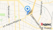 Автомойка на ул. Лейтенанта Яналова на карте