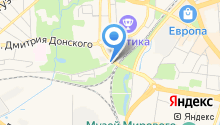 Аккумуляторный центр на карте