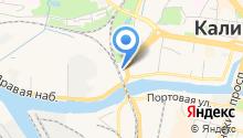 E-raskrutka на карте