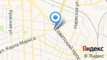 BACKYARD GRILL на карте
