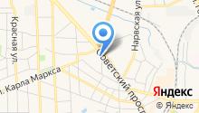 KonigLabs на карте