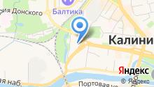 Лотос на карте
