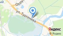 Зеленоградский кооператор на карте