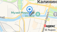 ЛегаАвто на карте