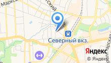 CorPus на карте