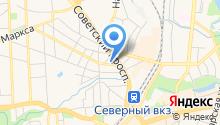 Агентство подписки на карте
