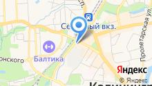 MODA ЦЕНТР СИТИ на карте
