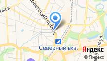 *магия кухни* на карте