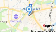 LEFUTUR на карте