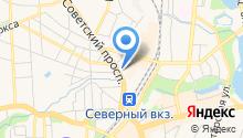 Eccellente КОЖА+ на карте