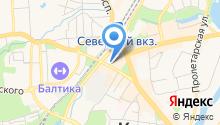 CAR TRAVEL на карте