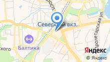 Asus на карте