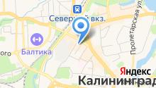 KDLinza на карте