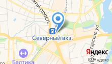 Allinclusive на карте