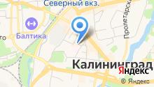 ПрофСтандарт на карте
