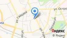 Impia на карте