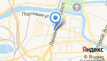 MODA ЦЕНТР на карте