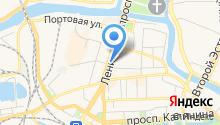 MOD на карте
