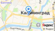 Estel Kaliningrad Studio на карте