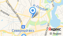Bossa novA на карте