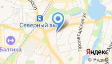 Itour на карте