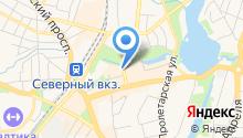 Bombaprint на карте