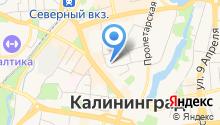 Dancе school Poshkus на карте