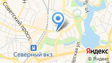 Яхтенная школа на карте