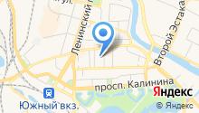 Beauty студия Натальи Исаковой на карте