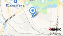 Шиндорадо на карте