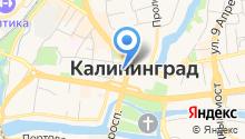Huppa на карте