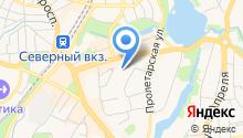 BeTUT.ru на карте