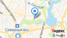 Прокуратура Калининградской области на карте