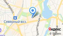 MaN на карте