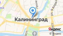 АКБ Трансстройбанк на карте