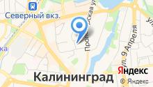 Epil на карте