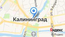 Розенштрассе на карте