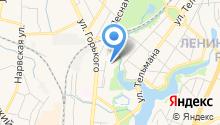 GaragePro-Club на карте