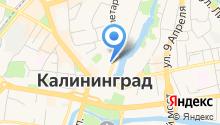GLAM на карте