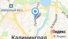 Fly Step на карте