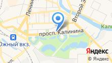 Husqvarna на карте