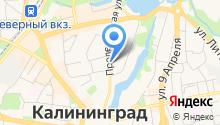 Miele на карте