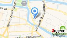 Olio на карте