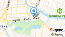LASERGAME на карте