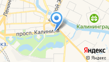Klik39.ru на карте