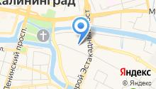 Диспетчерская тепловых сетей РТС-2 Южный на карте