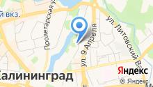 Социальная справочно-информационная служба на карте